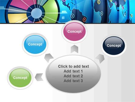 Worldwide Report PowerPoint Template Slide 7