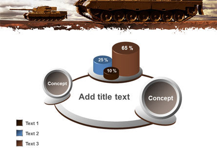 Tank Attack PowerPoint Template Slide 16