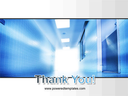 Light at the End of Corridor PowerPoint Template Slide 20