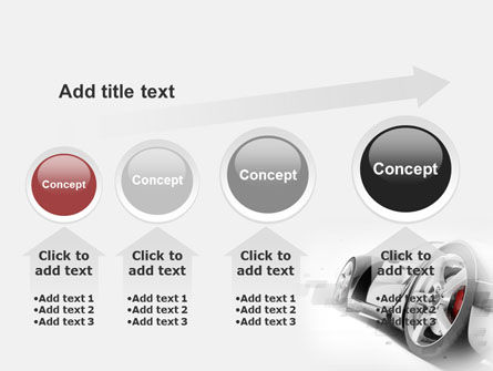 Tuning PowerPoint Template Slide 13