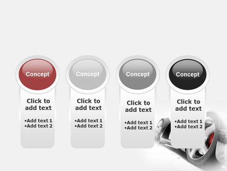 Tuning PowerPoint Template Slide 5