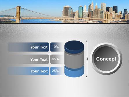 Brooklyn Bridge PowerPoint Template Slide 11