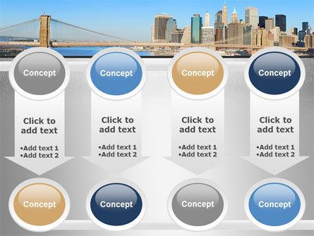 Brooklyn Bridge PowerPoint Template Slide 18