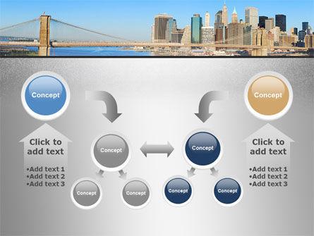 Brooklyn Bridge PowerPoint Template Slide 19