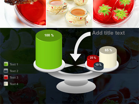 Fruit Desserts PowerPoint Template Slide 10