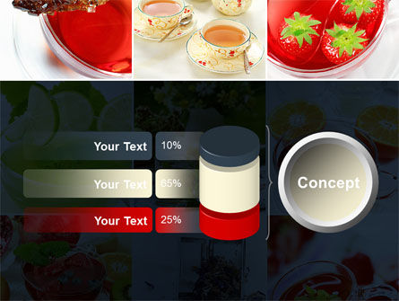 Fruit Desserts PowerPoint Template Slide 11