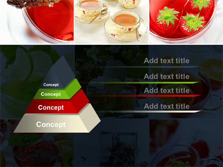 Fruit Desserts PowerPoint Template Slide 12