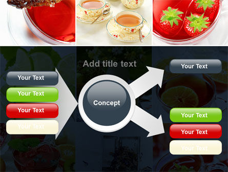 Fruit Desserts PowerPoint Template Slide 14