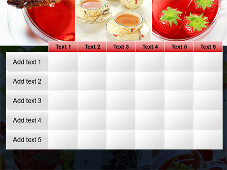 Fruit Desserts PowerPoint Template Slide 15