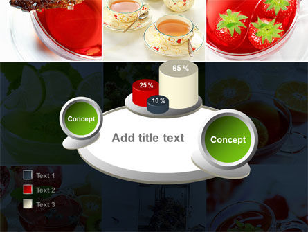 Fruit Desserts PowerPoint Template Slide 16