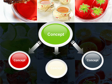 Fruit Desserts PowerPoint Template Slide 4
