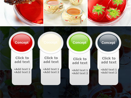Fruit Desserts PowerPoint Template Slide 5