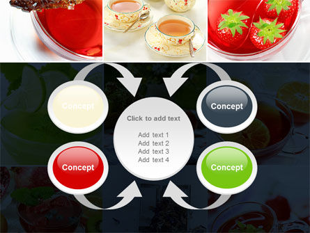 Fruit Desserts PowerPoint Template Slide 6