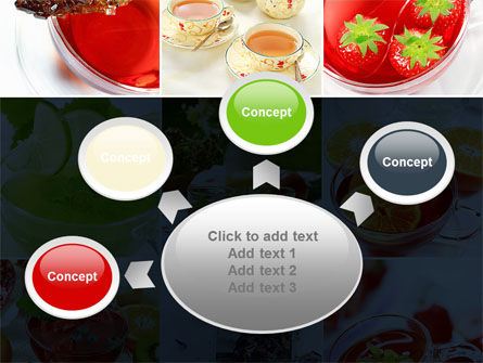 Fruit Desserts PowerPoint Template Slide 7