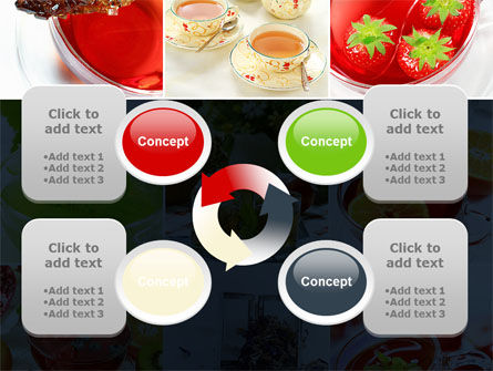Fruit Desserts PowerPoint Template Slide 9