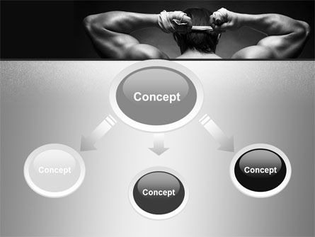 Fighter PowerPoint Template Slide 4
