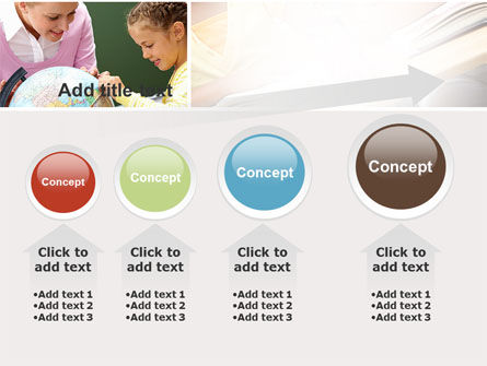 Learning PowerPoint Template Slide 13