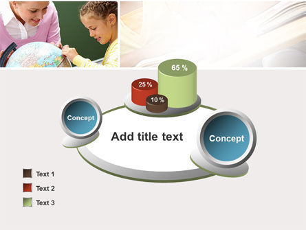 Learning PowerPoint Template Slide 16