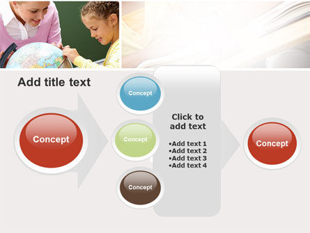 Learning PowerPoint Template Slide 17