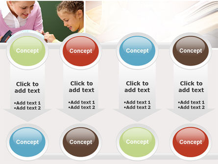 Learning PowerPoint Template Slide 18