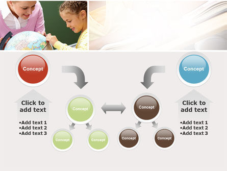 Learning PowerPoint Template Slide 19