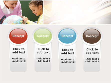 Learning PowerPoint Template Slide 5