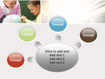Learning PowerPoint Template Slide 7