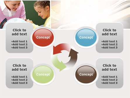 Learning PowerPoint Template Slide 9
