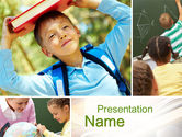 Education & Training: Learning PowerPoint Template #10275