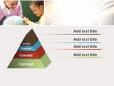 Learning PowerPoint Template#12
