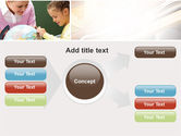 Learning PowerPoint Template#14