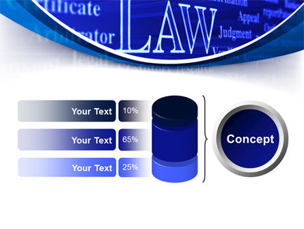 Law PowerPoint Template Slide 11