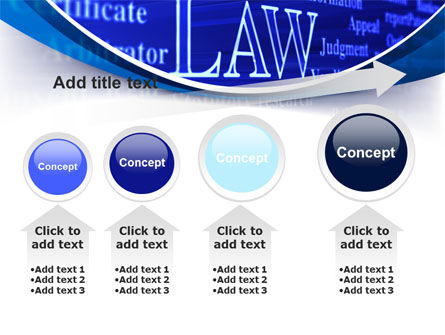 Law PowerPoint Template Slide 13