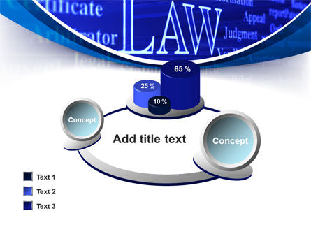Law PowerPoint Template Slide 16