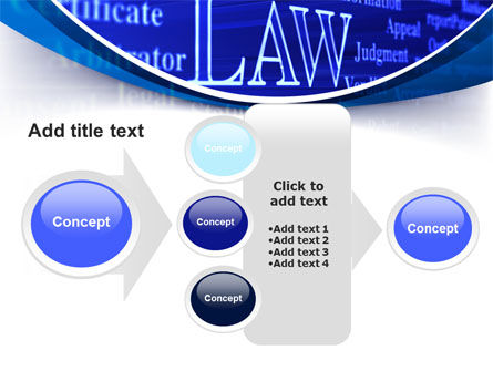 Law PowerPoint Template Slide 17
