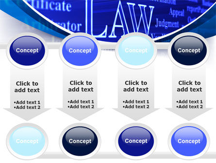 Law PowerPoint Template Slide 18