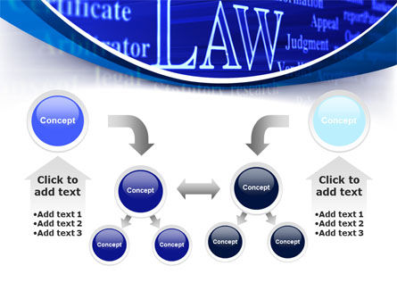 Law PowerPoint Template Slide 19