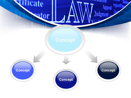Law PowerPoint Template, Slide 4, 10278, Legal — PoweredTemplate.com