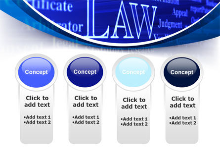 Law PowerPoint Template Slide 5