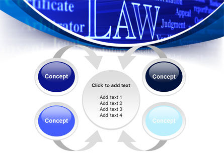 Law PowerPoint Template Slide 6