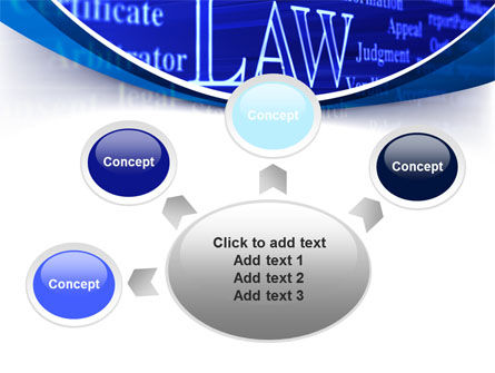 Law PowerPoint Template Slide 7