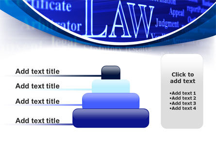 Law PowerPoint Template Slide 8
