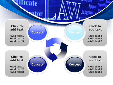 Law PowerPoint Template Slide 9