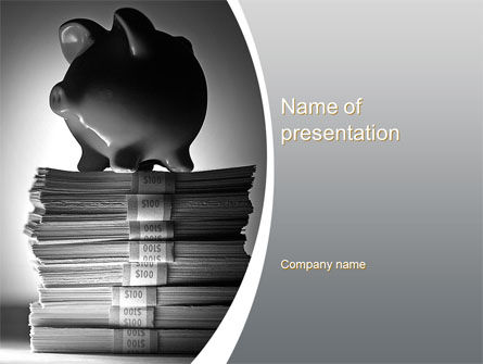 Economies PowerPoint Template, 10279, Financial/Accounting — PoweredTemplate.com