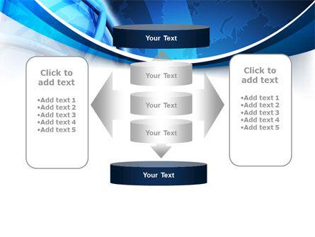 World Presentation PowerPoint Template Slide 13