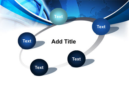 World Presentation PowerPoint Template Slide 14