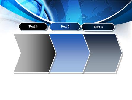 World Presentation PowerPoint Template Slide 16