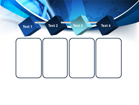 World Presentation PowerPoint Template Slide 18