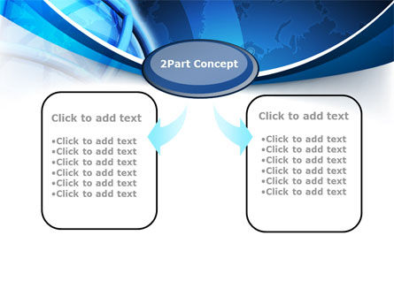 World Presentation PowerPoint Template, Slide 4, 10281, Global — PoweredTemplate.com