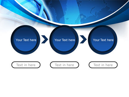 World Presentation PowerPoint Template Slide 5